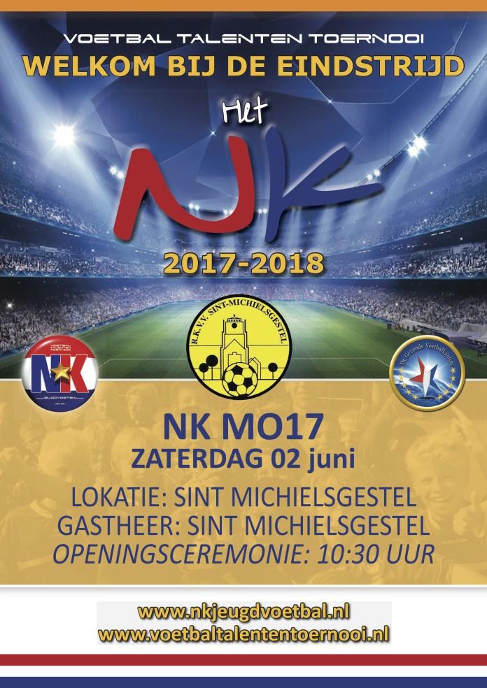 MO17 klaar voor het NK in Sint Michielsgestel