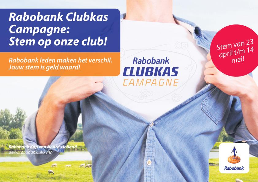 Rabobank Clubkas Campagne 2019 (update)