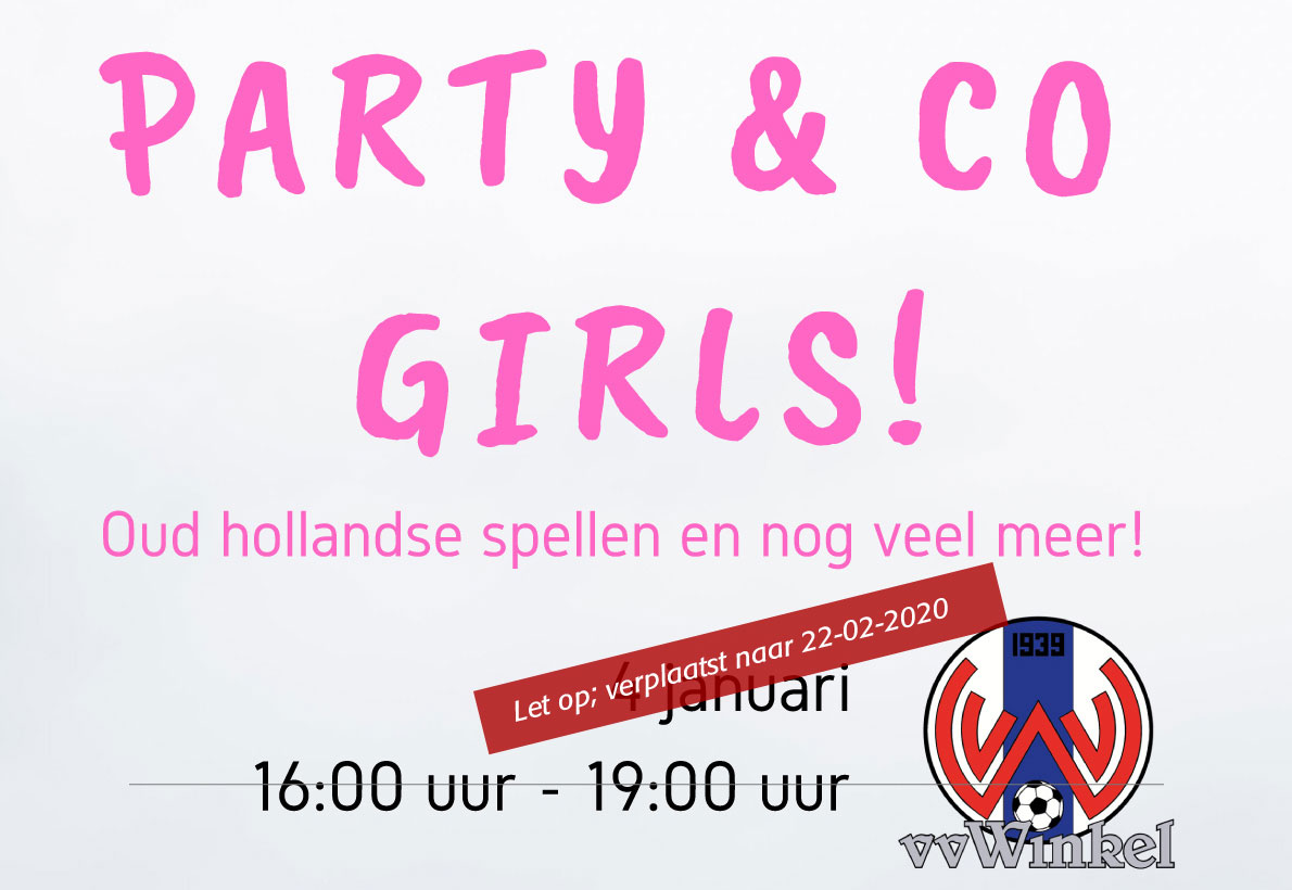 Party & Co Girls!