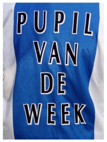 SPEELSTER VAN DE WEEK | 27 SEPTEMBER 2020  WINKEL VR1 – VICTORIA BOYS VR1